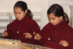 Xylophone or Glockenspiel?